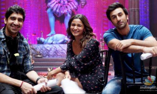 Fresh update on Ranbir and Alia's 'Brahmastra' – Bollywood News