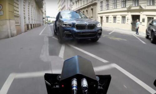How BMW X3 filmed its chase scene with Scarlett Johansson in Marvel's 'Black Widow'