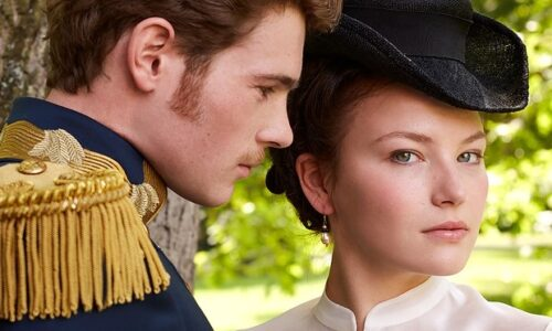 Katrin Gebbe and Florian Cossen preparing The Empress for Netflix